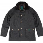 Barbour-Newbold jacket front