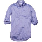GANT Yale Coop Shirt Oxford 1