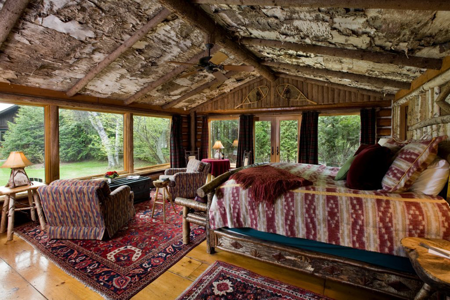 Artisan Design Takes Over The Exclusive Lake Placid Lodge