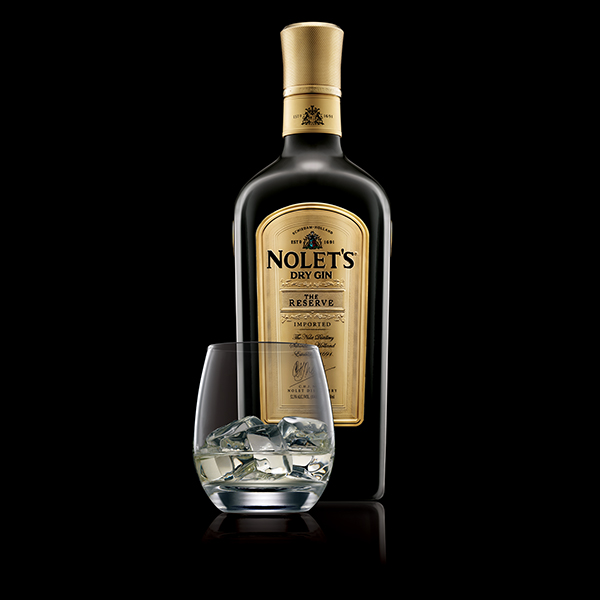 NOLET'S Reserve with glass