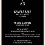 Aloha Rag Sample Sale