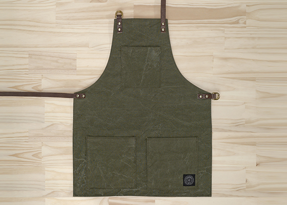 Field Aesthetic Men's Apron barbecue bbq stule cooking workshop