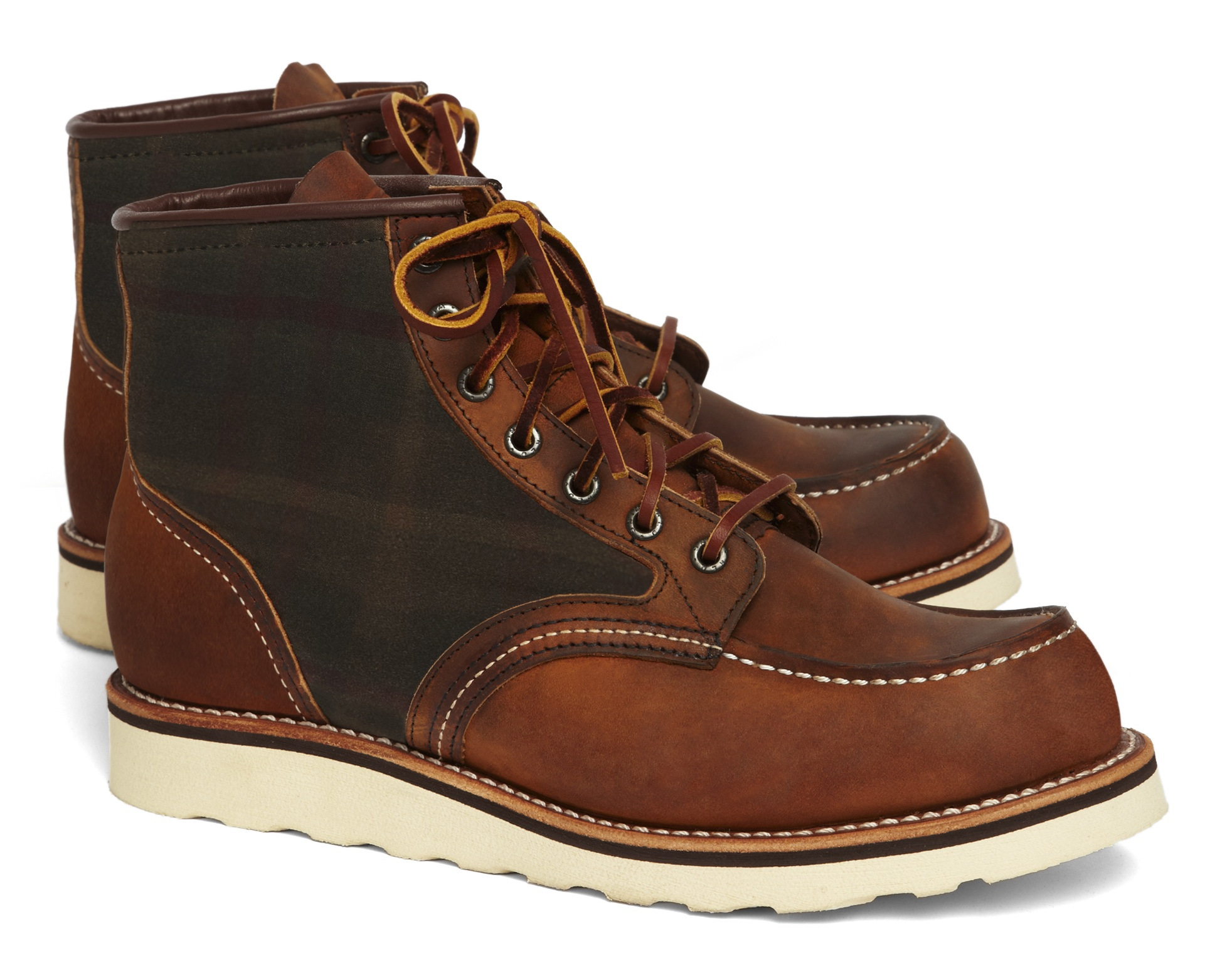 Brooks Brothers Red Wing Heritage Boot 4553 1