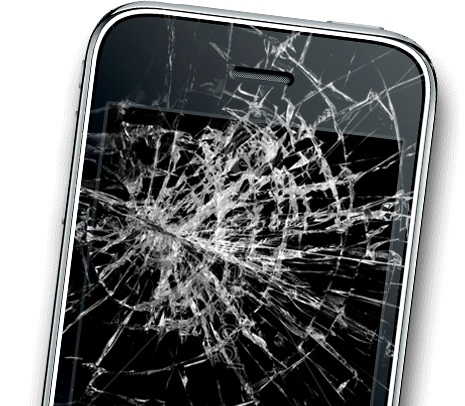 how to stop crack from spreading on iphone