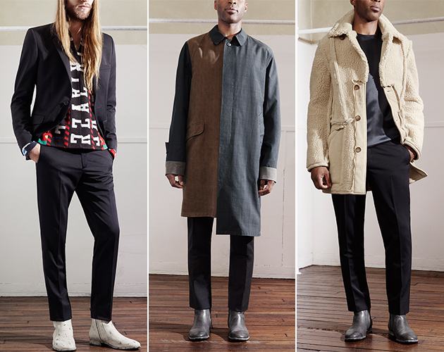 Maison Martin Margiela With H Amp M Collectionessential Homme