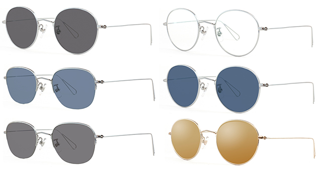 Mark McNairy Garrett Leight eyewear sunglasses glasses