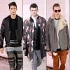 3.1 Phillip Lim Fall 2013 Menswear paris fashion week runway male models