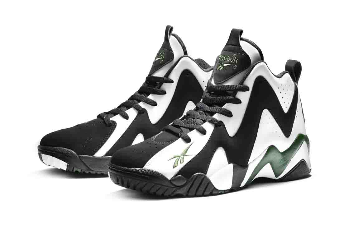 6c6a265f6763 Graphic Performance  Limited Edition Reebok Kamikaze II MidEssential ...
