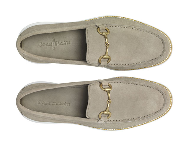 Cole Haan Fragment Design LunarGrand Nike Lunarlon Wing Tip Venetian Bit moccasin brogue london japan
