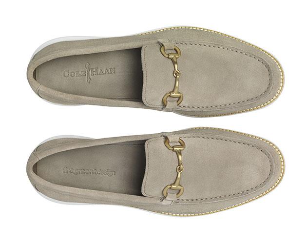 Cole Haan Fragment Design LunarGrand Nike Lunarlon Wing Tip Venetian Bit moccasin brogue london japan
