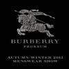 Burberry Prorsum Spring 2013 menswear runway show sneak peak