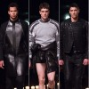 givenchy fall 2013 menswear paris runway fashion week male models mapplethorpe