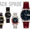 Jack Spade Spring 2013 Watches