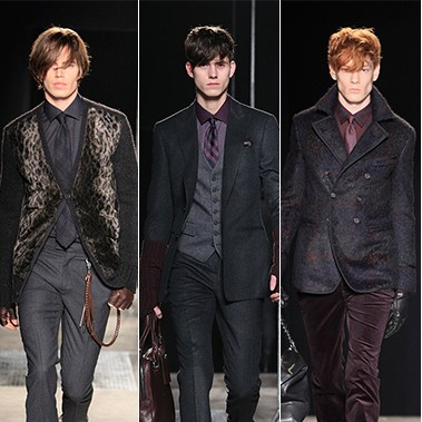 john varvatos Fall 2013 runway mens designer pitti uomo dandy rock and roll new york
