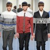 Kris Van Asshe Fall 2013 paris fashion week male models choose life menswear