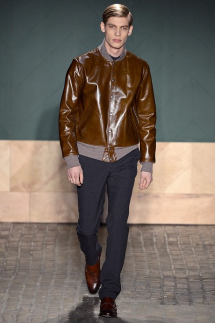 perry ellis by duckie brown fall 2013 new york fashion week runway presentation stephen cox daniel silver camo paisley moutard models buy sell sale discount purchase