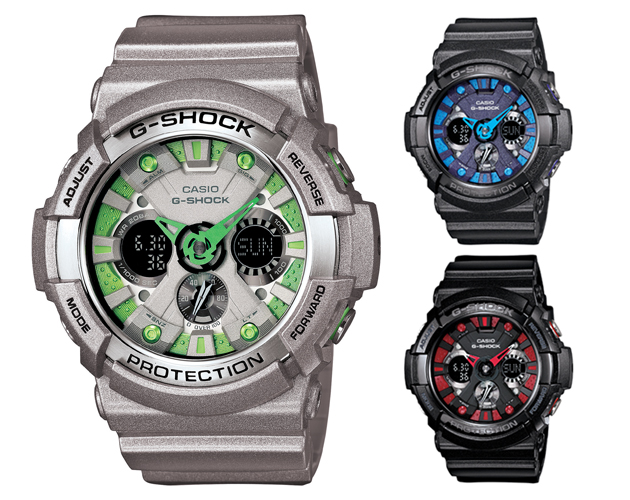 G-Shock Garish Color Series shock proof waterproof water proof magnetic proof performance watches summer sturdy strong powerful sale buy purchase price cheap discount image
