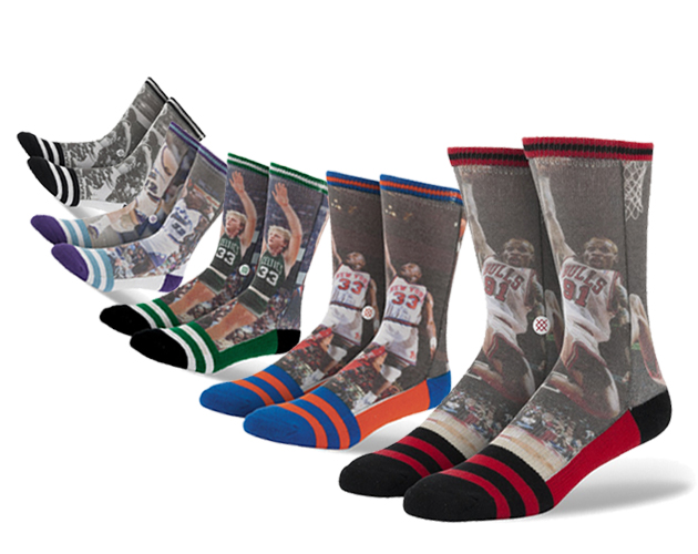 STANCE NBA LEGENDS SOCKS nba all star weekend sale discount purchase buy