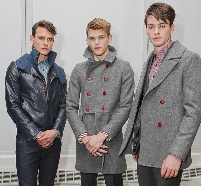 Carlos Campos Fall 2013 Presentation New York Fashion Week Milk