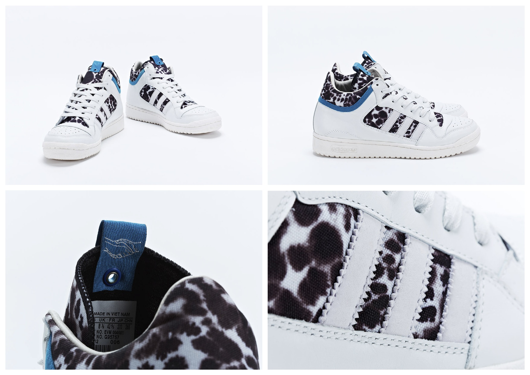 Adidas Consortium Watercolor Animal Print Match Play launch release buy price cost sale discount find retail Tech Super