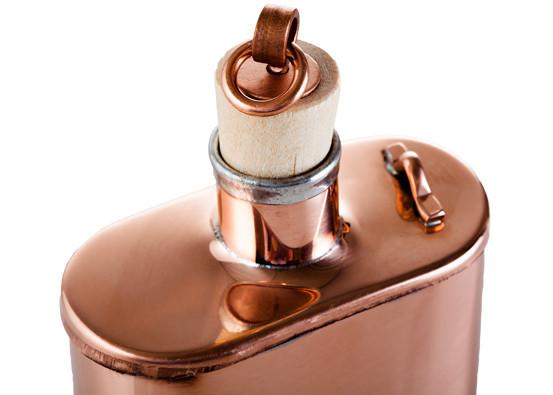 Kaufmann Mercantile Handmade Copper Flask buy sale price purchase retail store wash daniel boone
