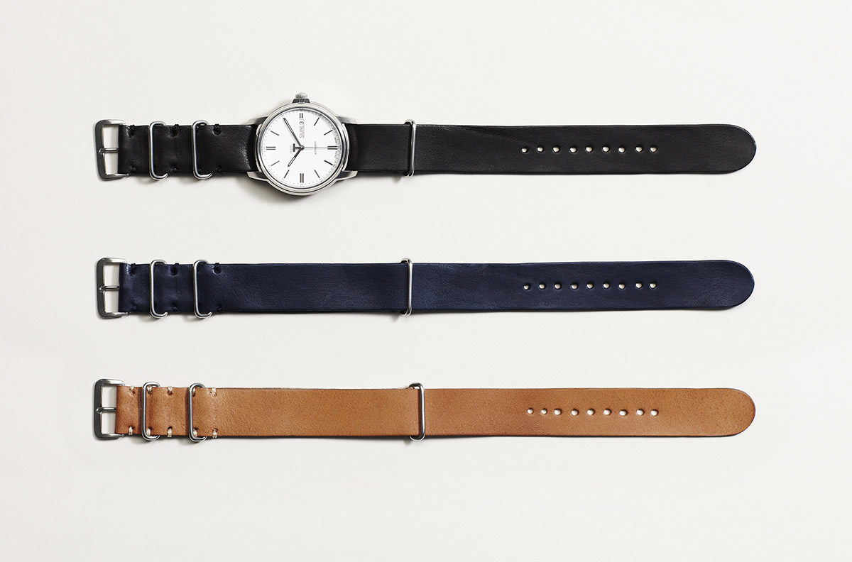 Feit NATO Watch Strap hand made leather launch release buy sale purchase retail