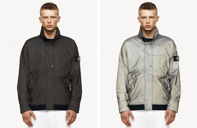 Stone Island Reflective Matte Spring 2013 buy sale purchase store retail launch release