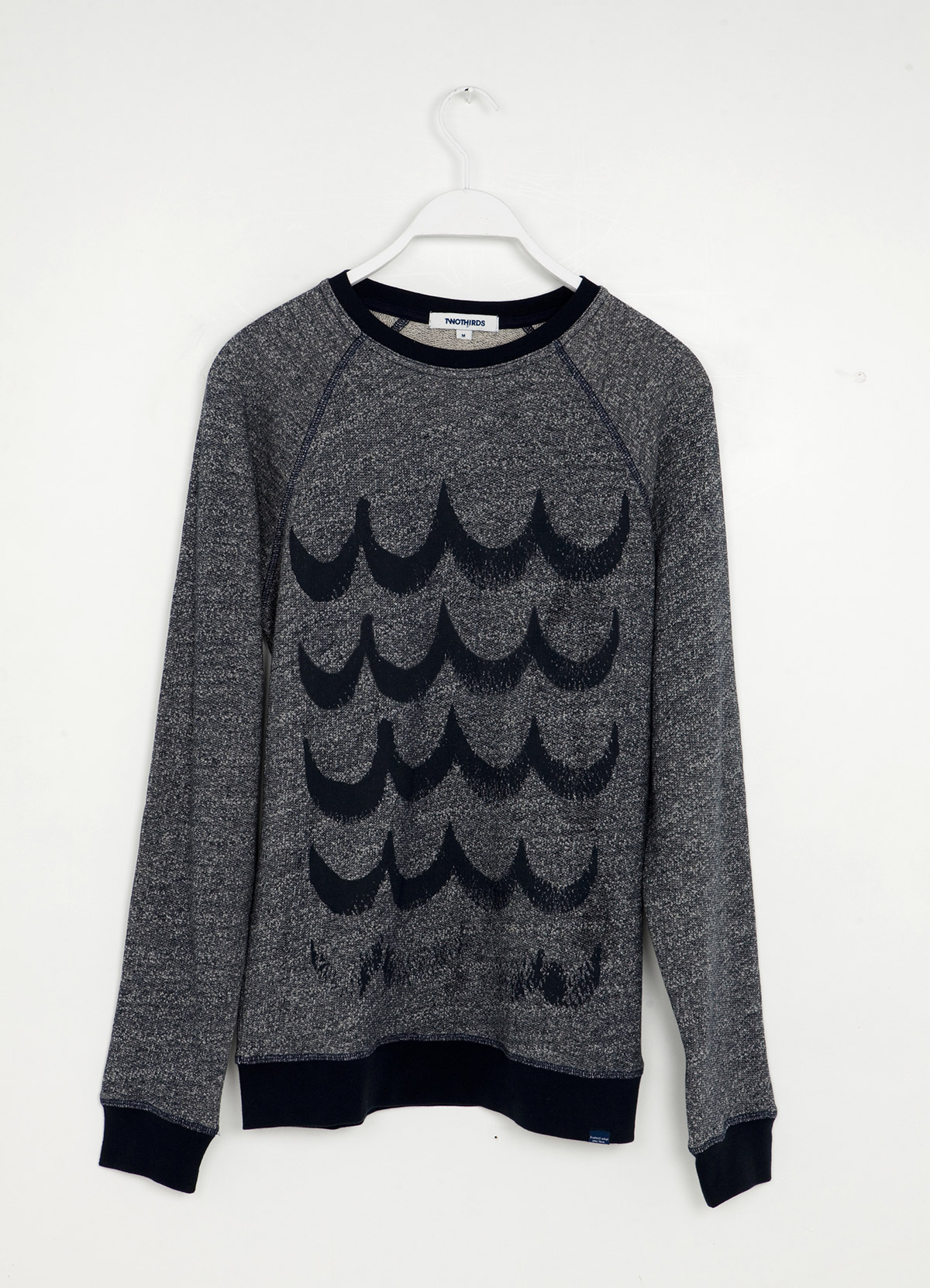 TwoThirds Emil Kozak sea you soon capsule collection sweatshirt waves