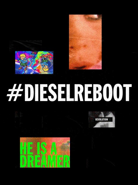 Diesel Reboot Nicola Formichetti