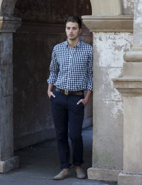 Grayers Shadow Gingham Shirt Nordsrom Ralph Lauren Best Summer Shirts Flannel Light Weight Texture button up slim fit shirts sale price cost launch release store buy