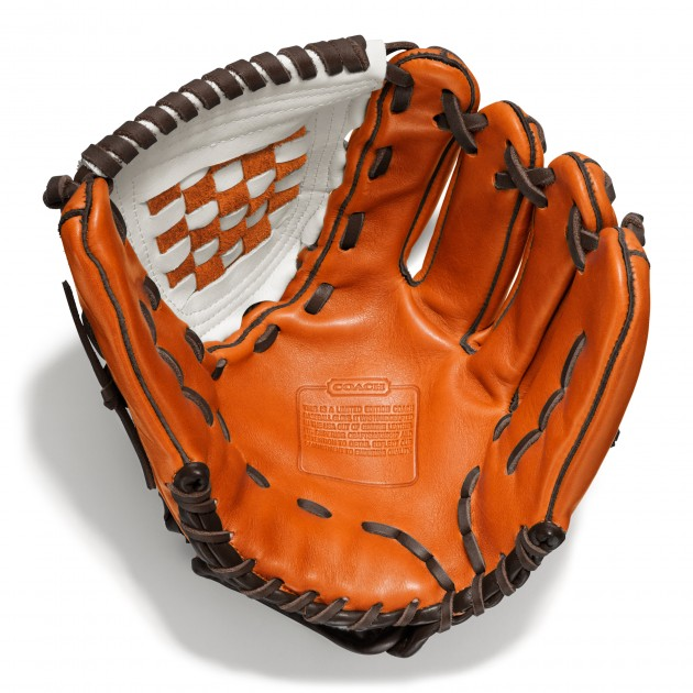 Coach Heritage Baseball Collection Baseball Bat Wooden Gloves Valkyrie Warstic Father's Day Gifts Ideas gift best things for dad designer