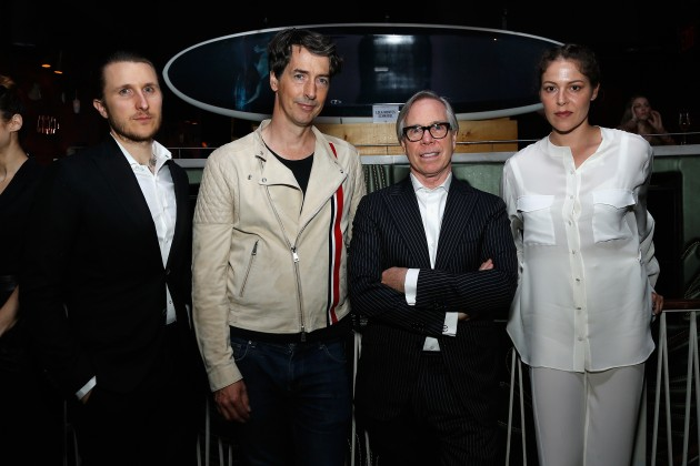 Tommy Hilfiger Celebrates The Surf Shack Launch With Art Production Fund In New York City