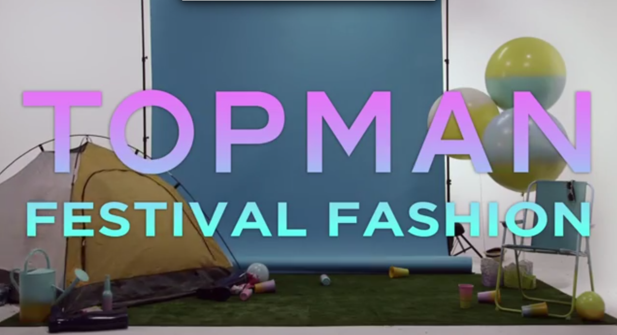 Topman Festival Fashion Store Lalapalooza Made in America Governor's Ball Summer
