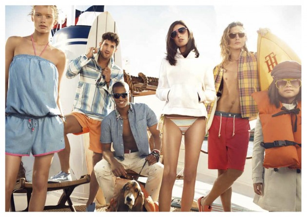 Tommy Hilfiger Surf Shack Limited Edition Collection launch release price buy shorts swimshorts trunks chambray blazer lightweight suits lightweight jackets plaid boat shoes deck shoes aviators sunglasses lightweight sweaters style designer