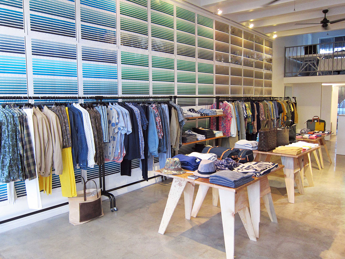 Marvelous Wittmore Pop Up Shop West Hollywood Los Angeles Exterior Interior Concept  8366 1/2