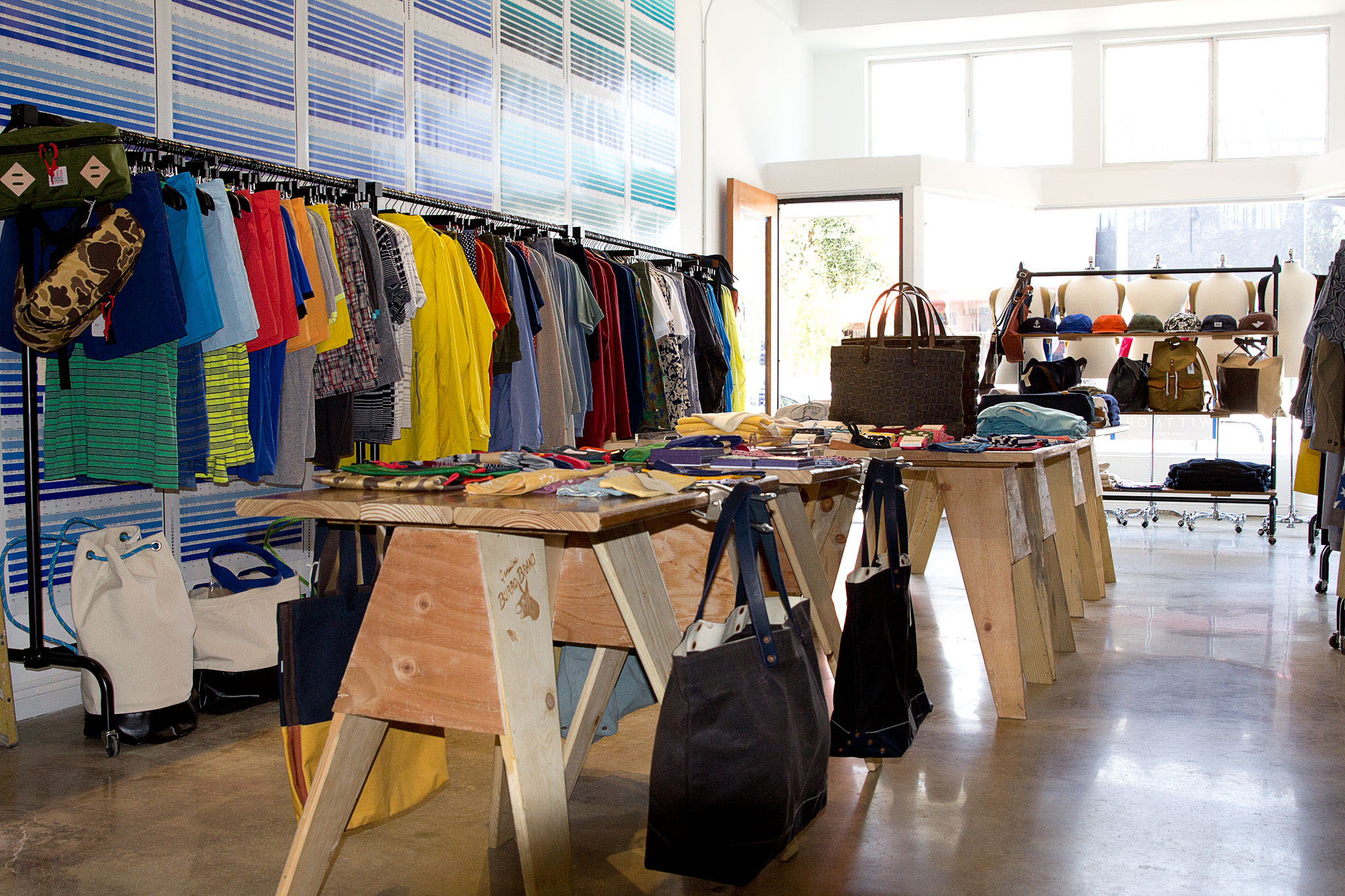 Wittmore pop up shop west hollywood Los Angeles Exterior Interior Concept 8366 1/2