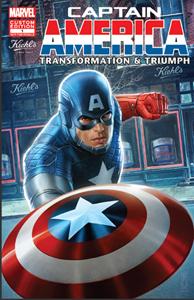 Kiehl's Facial Fuel Heavy Lifting Anti-Wrinkle Cream Marvel Captain America East Vilage