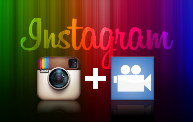 Instagram and Facebook introduce video