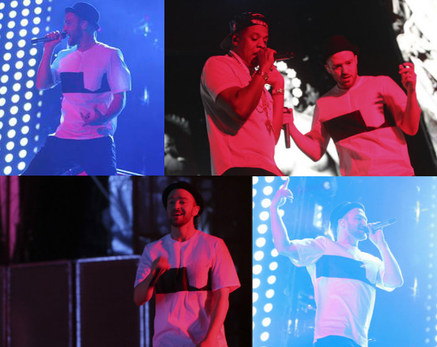 Justin Timberlake Alexander Wang Summer Legends Tour