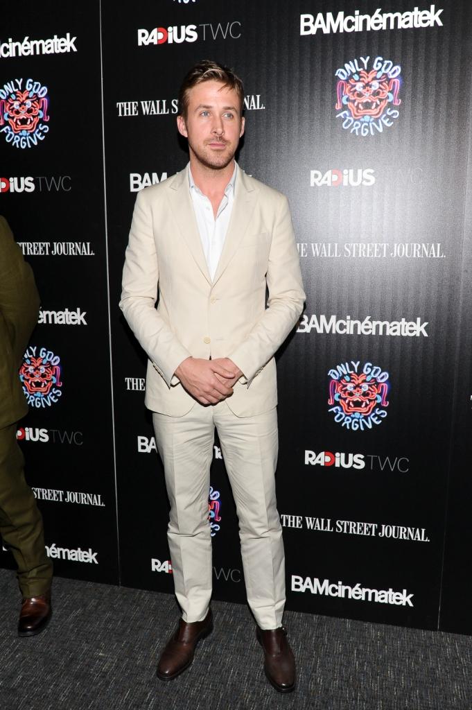 Ryan Gosling Ferragamo Only God Forgives