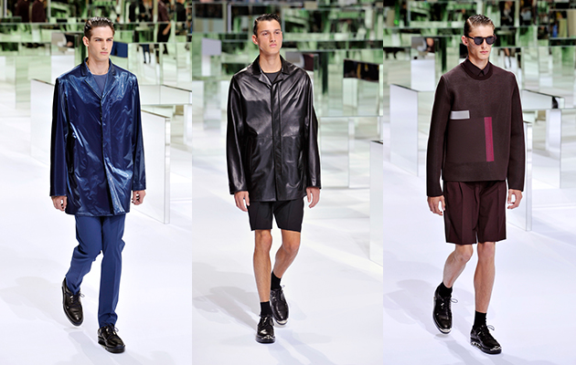 Dior Homme SS'14 Collection