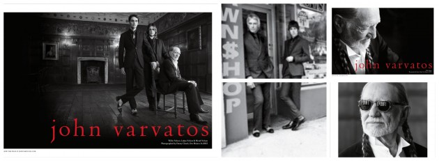 John Varvatos Willie Nelson Promise of the Real Insects vs Robots fall 2013 ad campaign photography images Danny Clinch