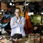 Mark McNairy Club Monaco Shoes Loafers Collaboration