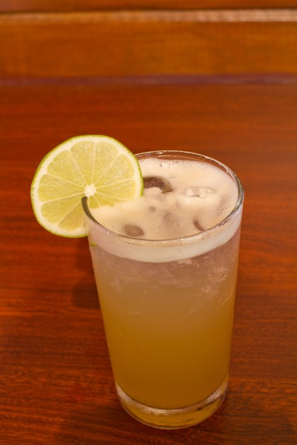 Mount Gay Black Barrell Dark and Stormy