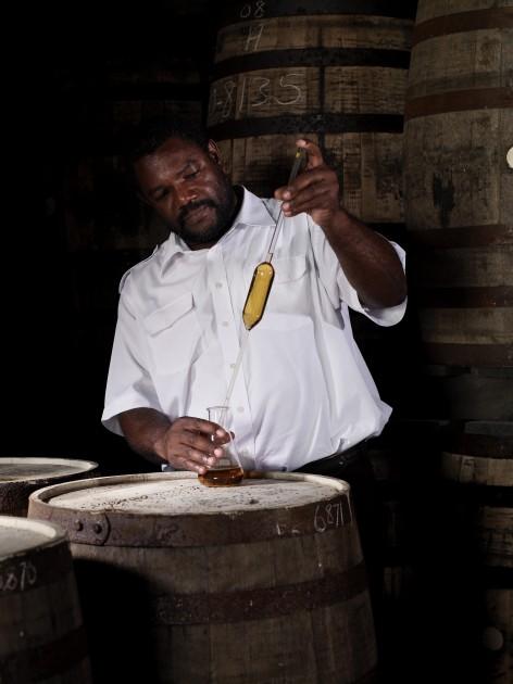 Mount Gay Black Barrel Allen Smith Barbados