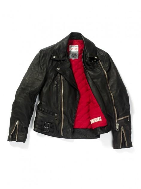 Jacket opened LR