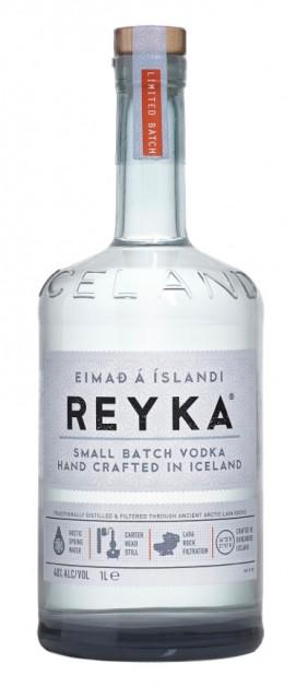 Reyka Bottle