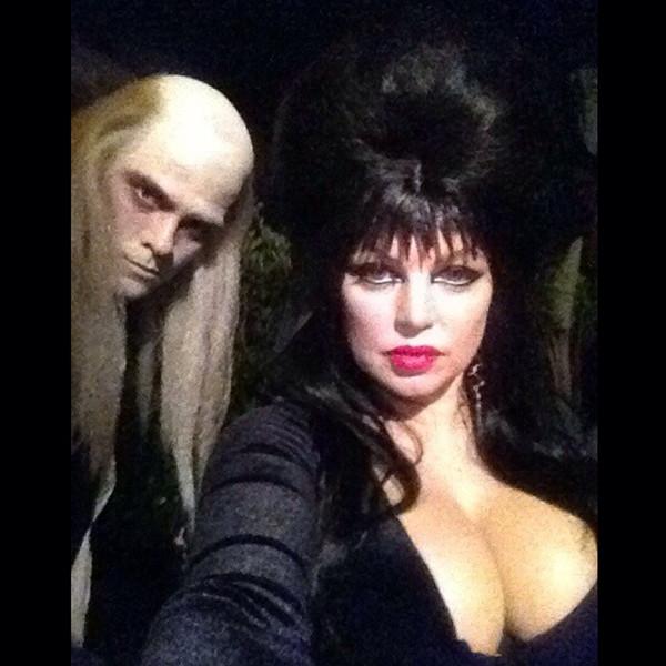 Fergie halloween nude