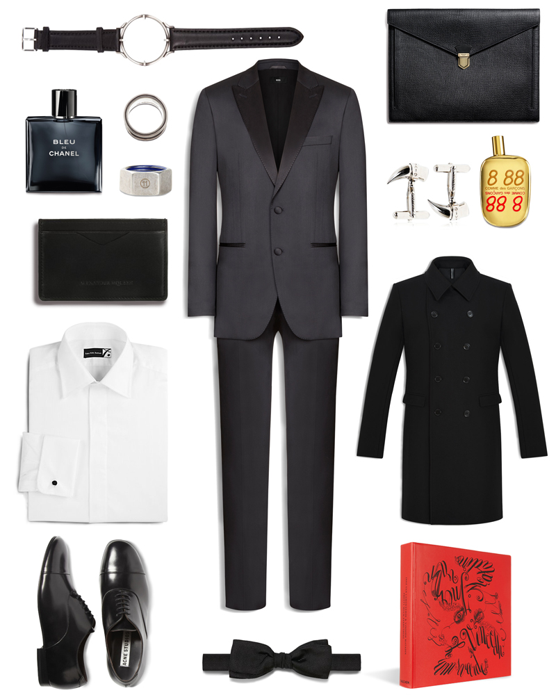 for the guy: Formal and fancy