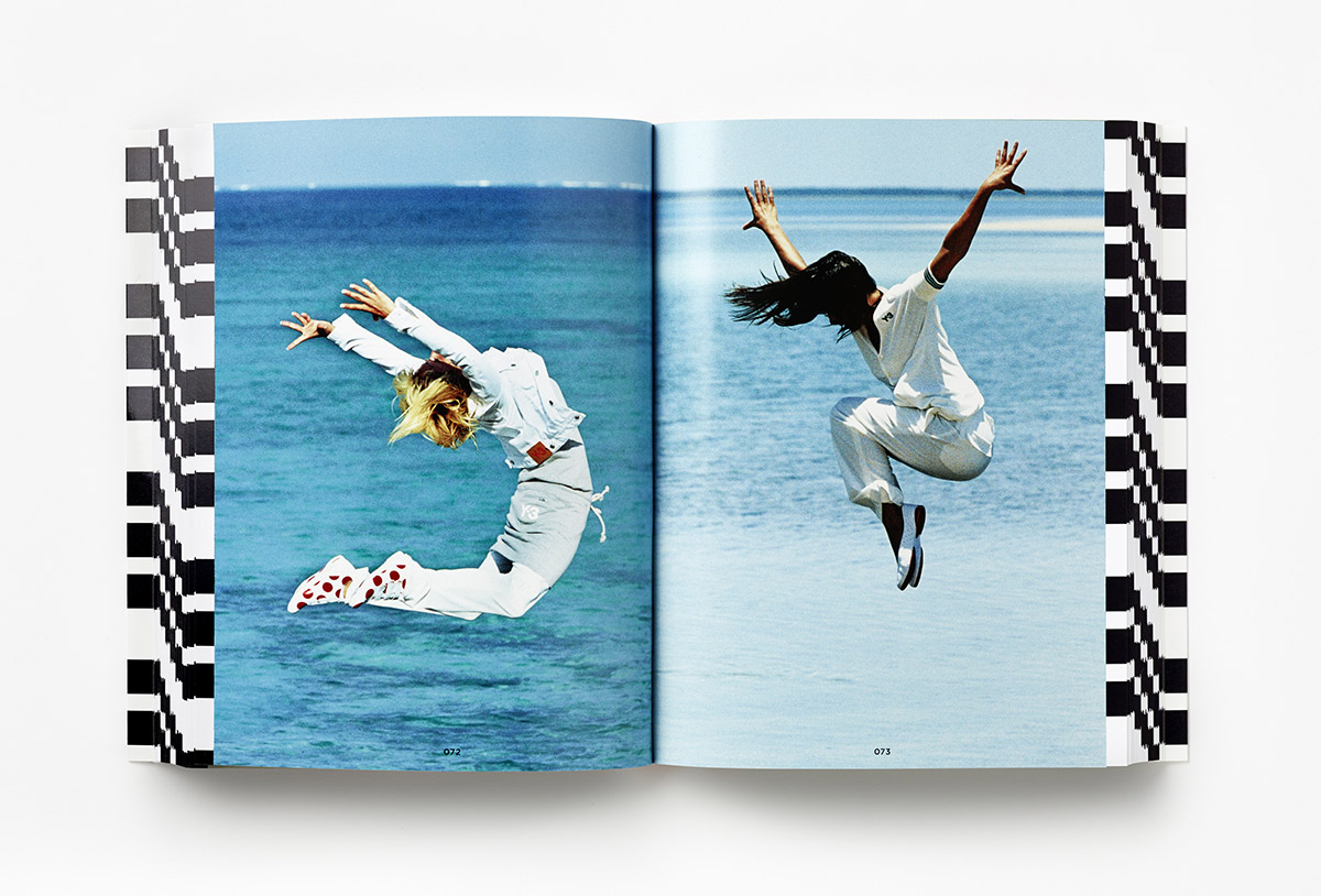 Y-3 10th Anniv Book Design by PL Studio 06